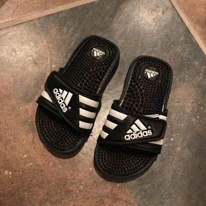 Kid's adidas Addisage Slides